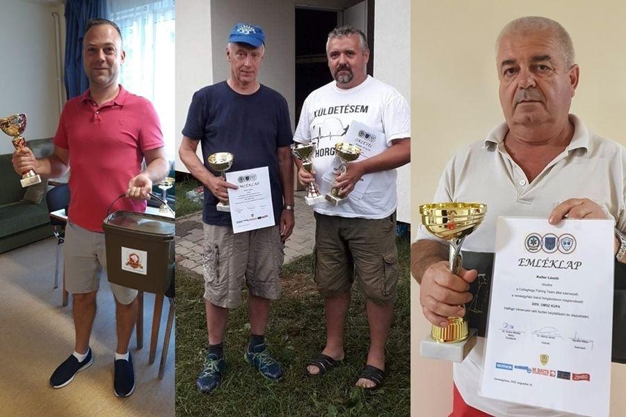 Országos harmadik helyet szereztek a halasi mentők