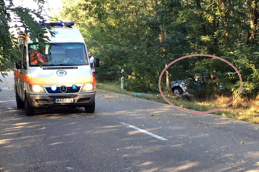 Halálos baleset Tajó közelében