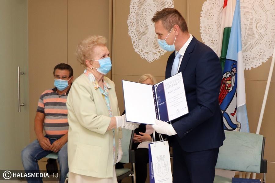 Két halasi kitüntetett a dr. Szobonya Zoltán Megyei Emléknapon (galéria)