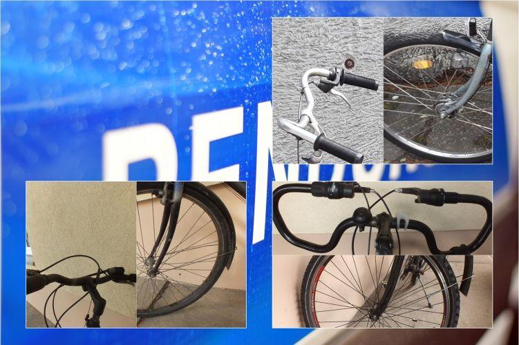 Kerékpárok tulajdonosait keresik a rendőrök