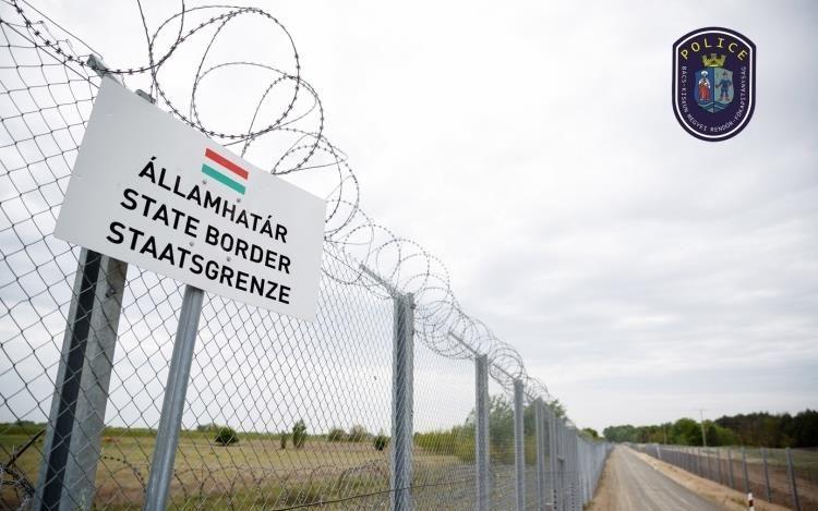 Afgánoknak mondták magukat a határsértők