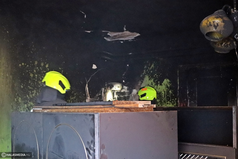 Tűz volt a Pipa utcában (galéria)