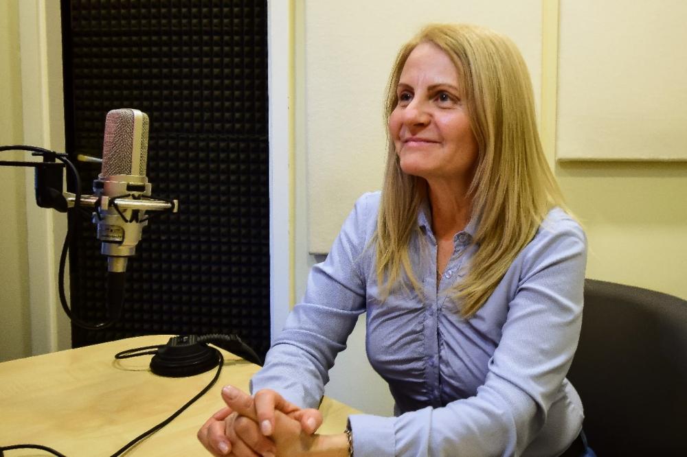 Nemzetközi díjra jelölték a halasi születésű rádiós interjúját