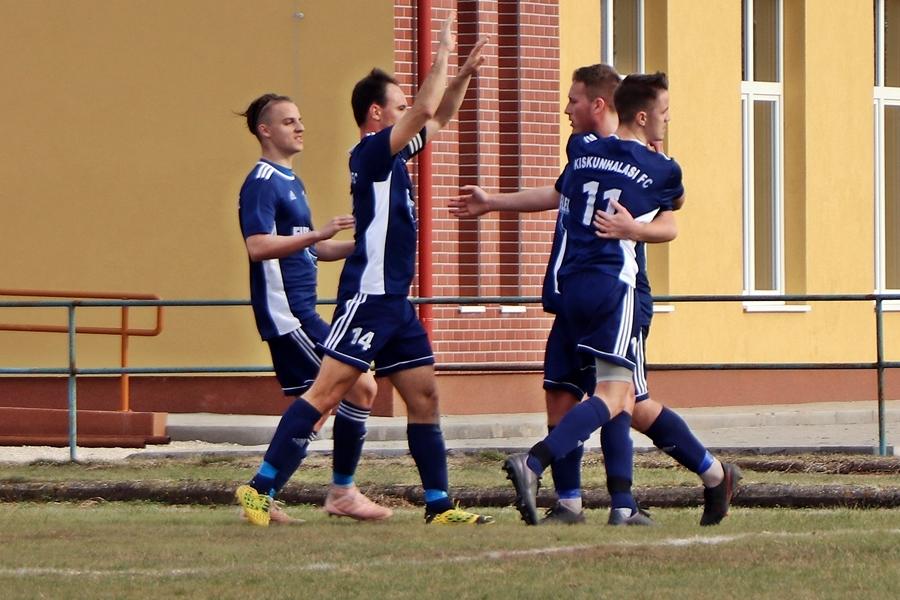 Idegenben nyert a Faddikorr-Kiskunhalasi FC