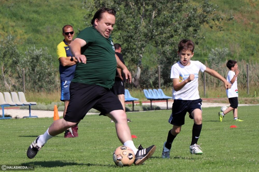 Hangulatos családi focit szervezett az Szilády RFC (galéria)