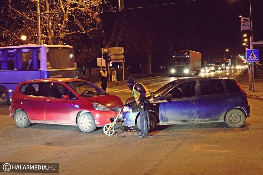 Nem volt érvényes jogosítványa a balesetet okozó sofőrnek