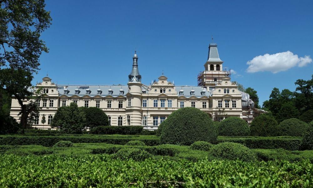 (►)Befejezte a Modinvest Kft. a szabadkígyósi kastély felújítását