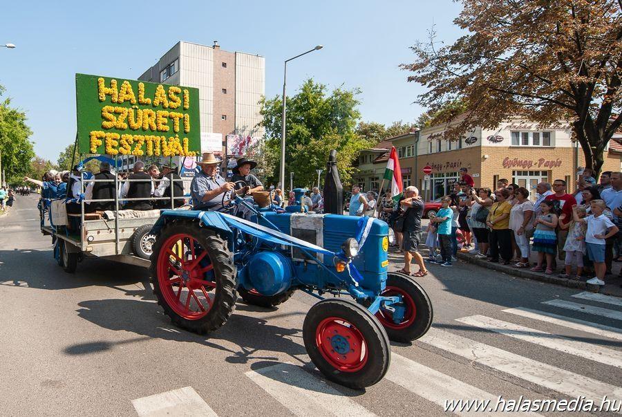 (►) Kovács Kati és a Pál Utcai Fiúk is fellép a 42. Halasi Szüreti Fesztiválon