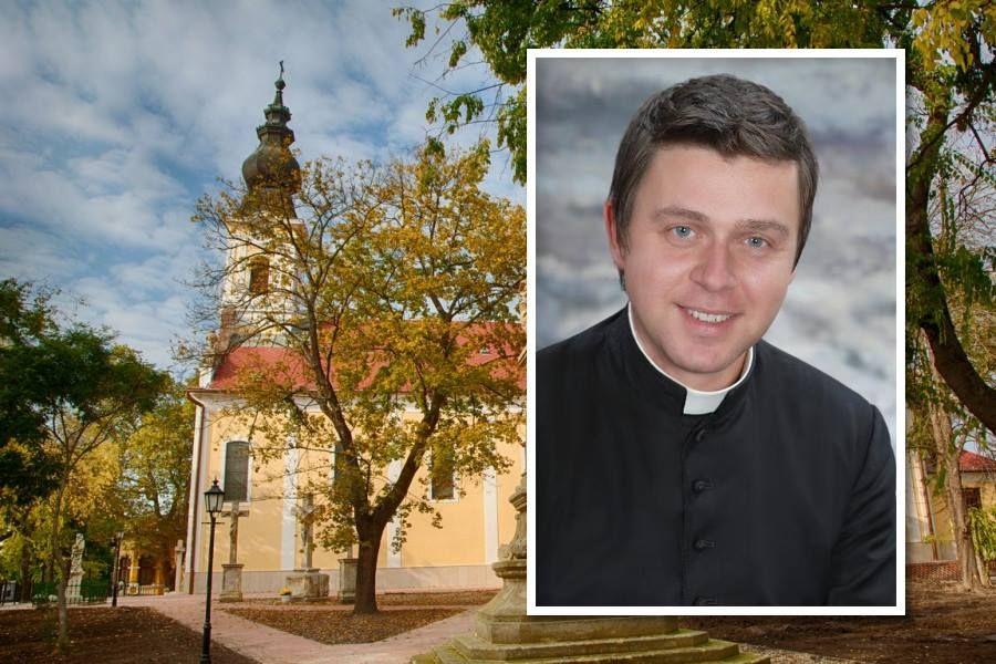 Sándor atya Halason