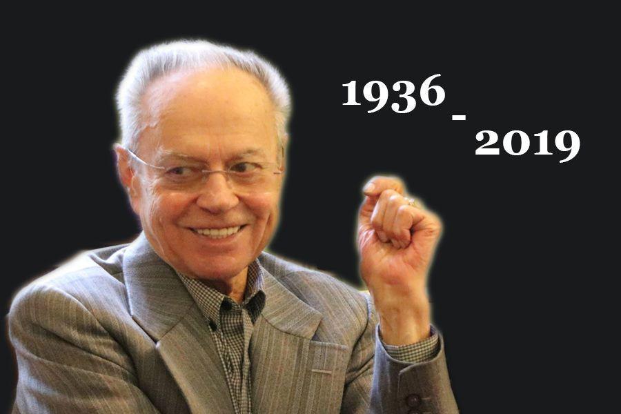 Elhunyt dr. Viszmeg Sándor