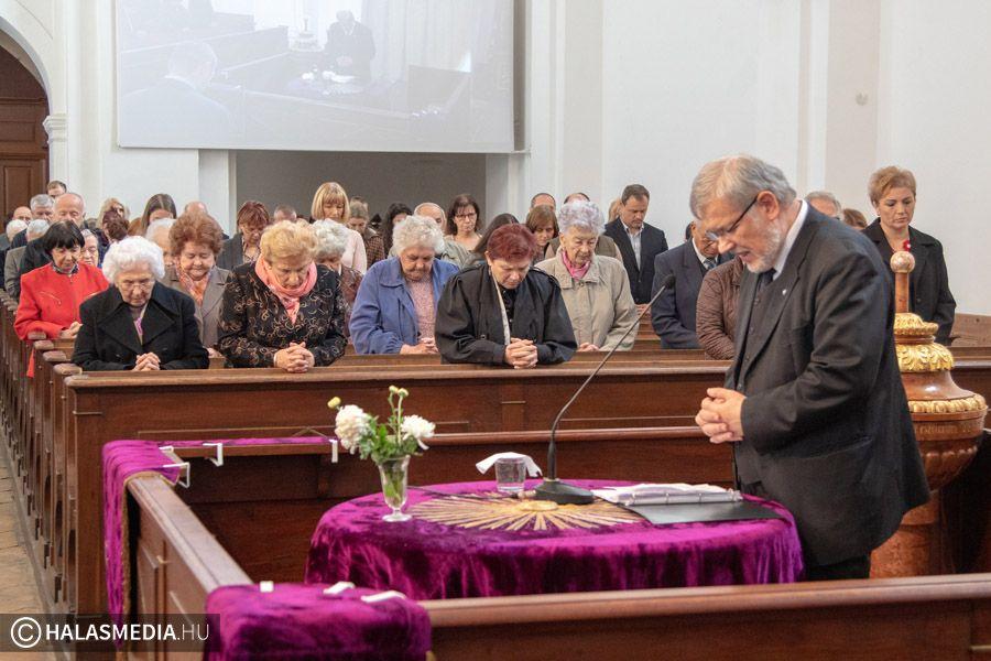 25 éve kapta vissza a református egyház a Szilády-gimnáziumot