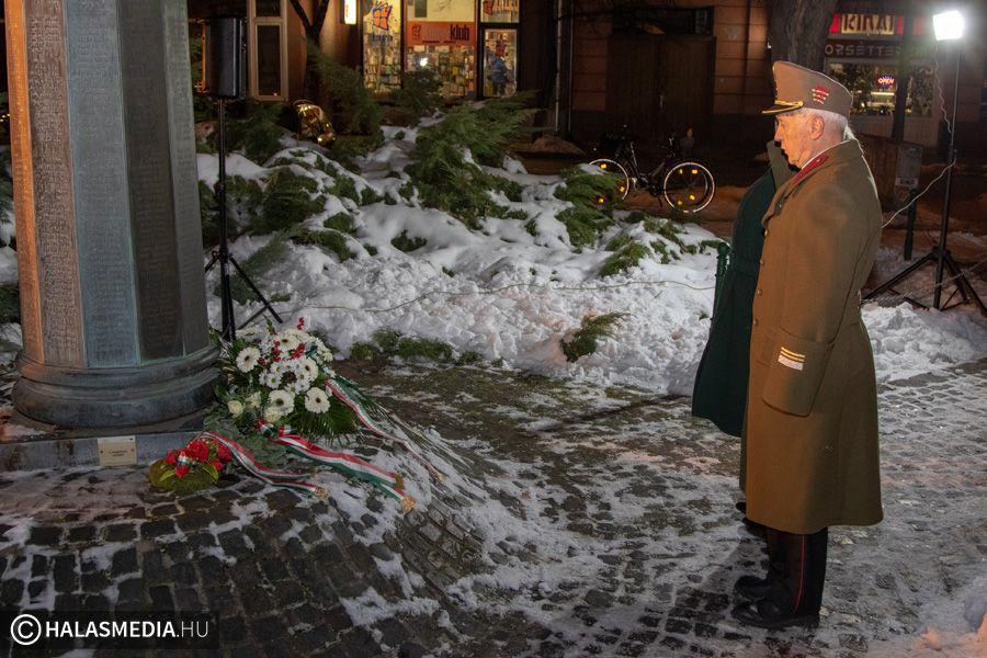 A magyar katonák megtették azt, amit lehetett