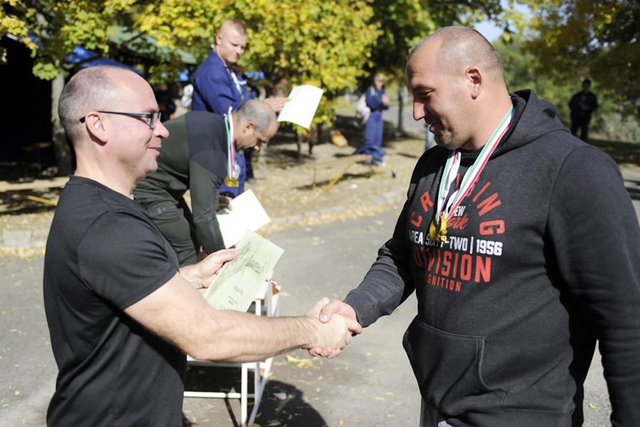 Csernák Zsolt volt a legjobb a Pump & Run versenyen