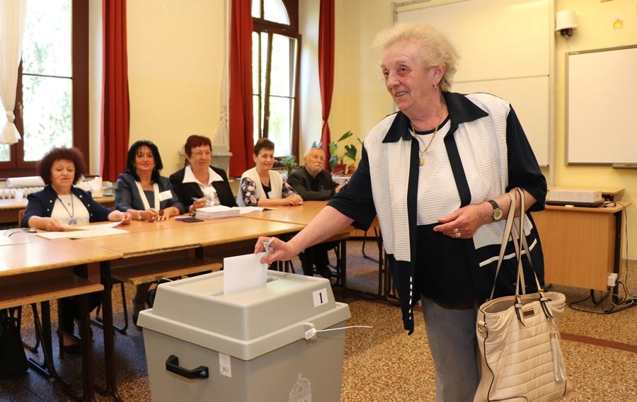 EP választás: Kiskunhalason is a kormánypárt tarolt