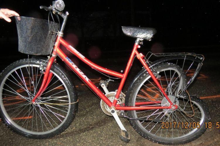Súlyosan megsérült az elütött kerékpáros