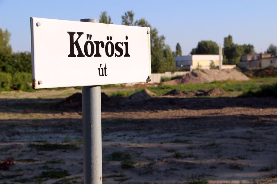 A Merkbau veszi meg a Kőrösi úti telkeket