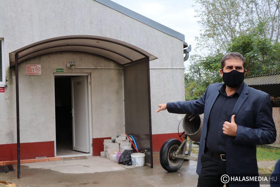 A Baky-kastélyba költözik a hajléktalan ellátás