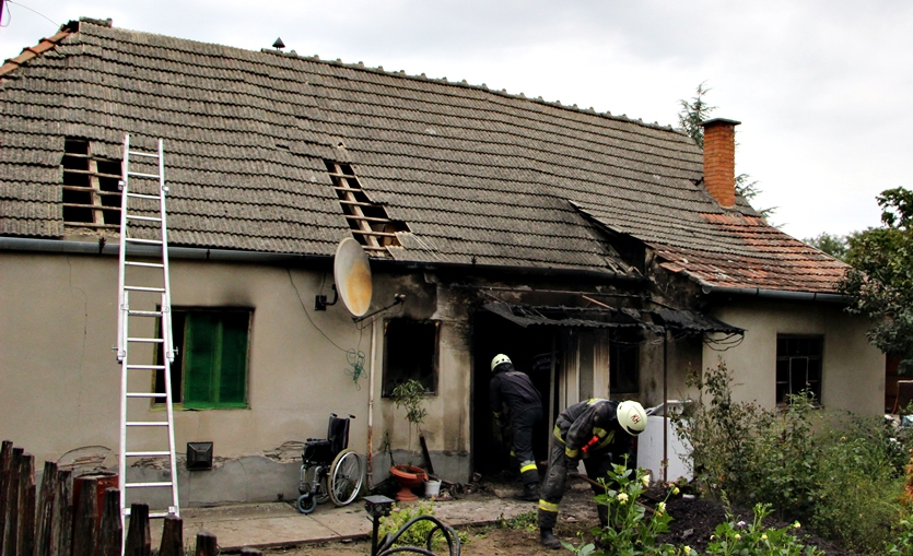 (►) Halálos áldozata van a tompai tűznek (galériával)