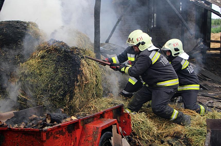 Tűzoltótoborzó Halason