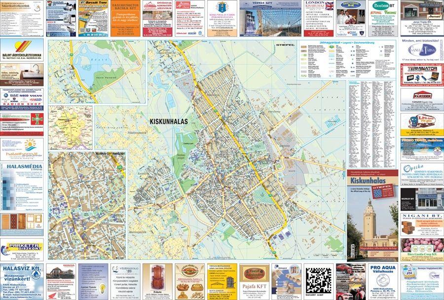 kiskunhalas térkép Még idén jön az új Kiskunhalas térkép   Halasmédia kiskunhalas térkép