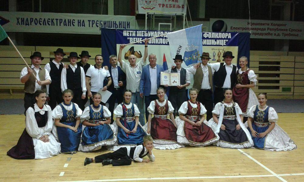 Legjobb külföldi tánccsoport lett a Kiskun