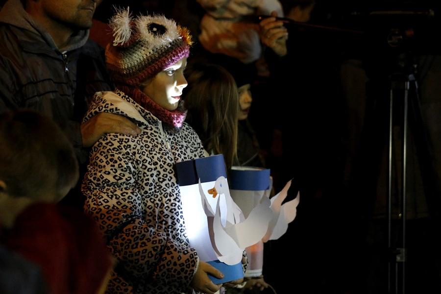 Több százan a Márton napi lámpás felvonuláson (galériával)