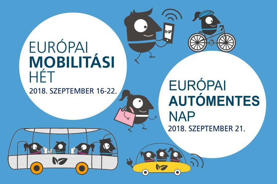 Európai mobilitási hét 2018