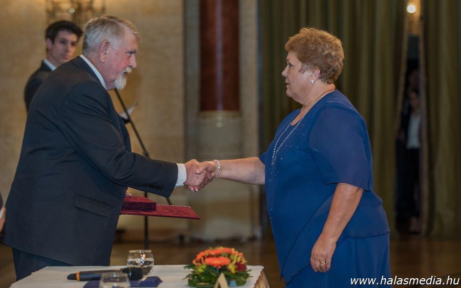 Miniszteri elismerések a halasi egészségügyben (galéria)