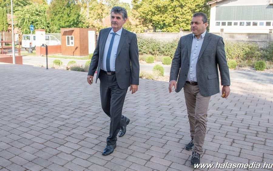 Térségi polgármesterek találkozója az államtitkárral