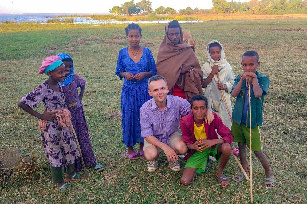 Misszió Afrikában
