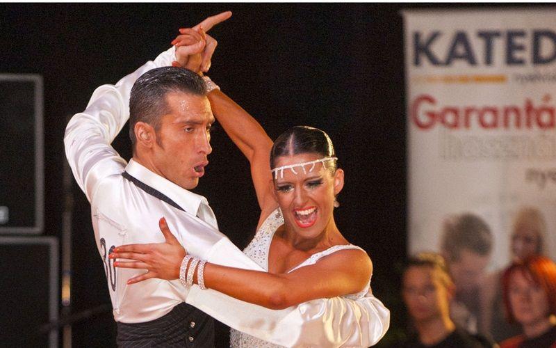 A tánc szenvedélye
