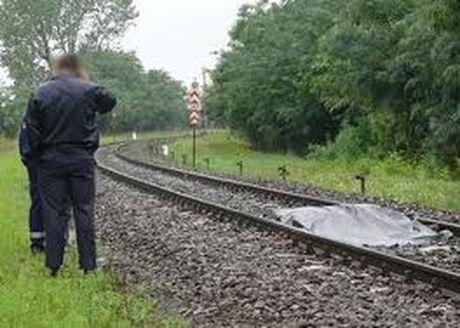 Halálos vonatgázolás