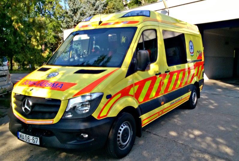 Eseménydús szolgálat a mentőknél