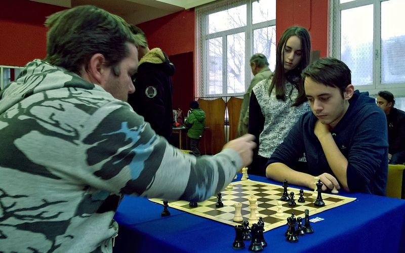Ki lesz az újév sakkbajnoka?