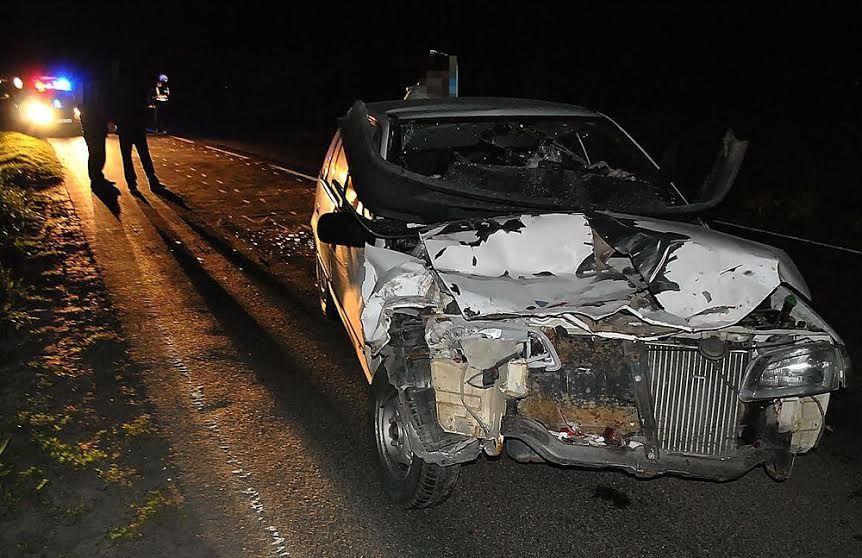 Súlyos baleset, teljes útzár Fehértónál (frissítve)