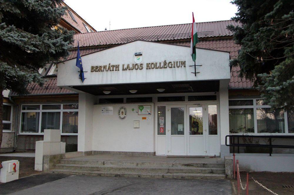 114 milliós felújítás a Bernáth Lajos Kollégiumban