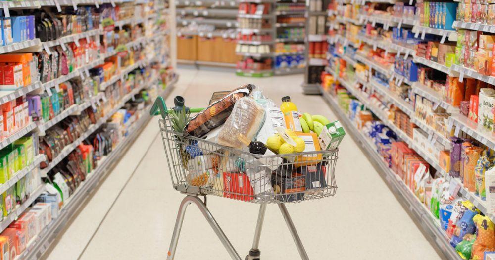 Szilveszteri bevásárlás