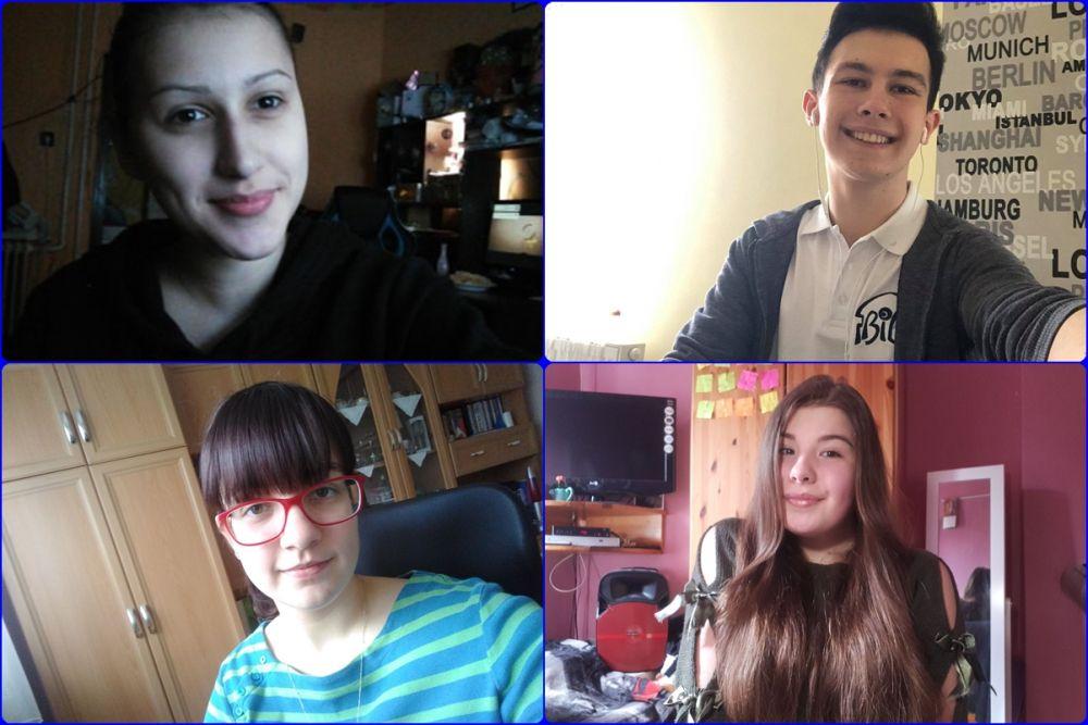 (►) Diákoknak üzentek a bibósok: Maradjatok otthon!