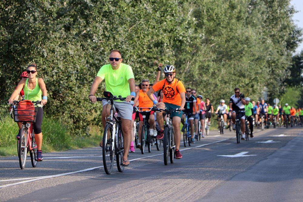 Kérjenek tájékoztatást, informálódjanak a kerékpárútról