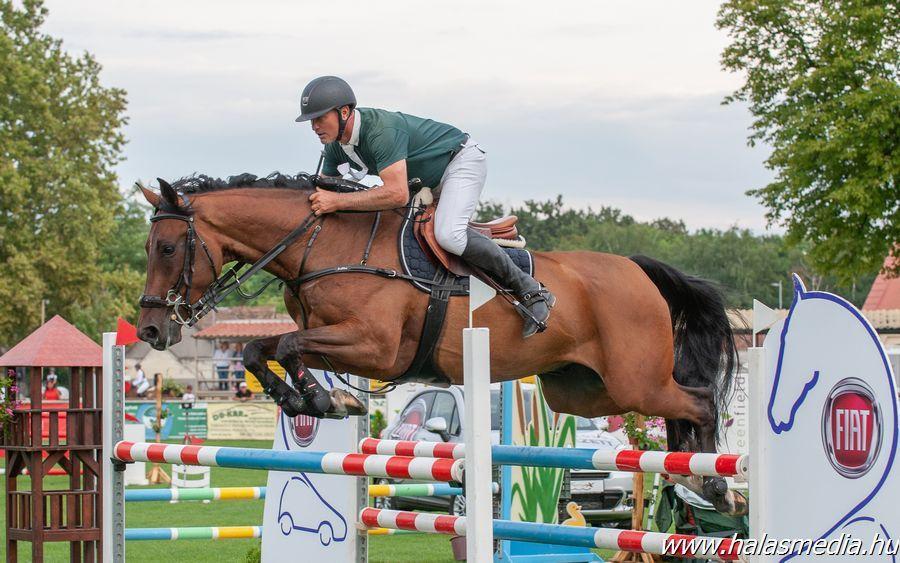 Nemzetközi lovasverseny május 1-3