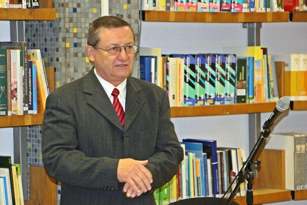 November 19-én Cum Gratia díjátadó a könyvtárban