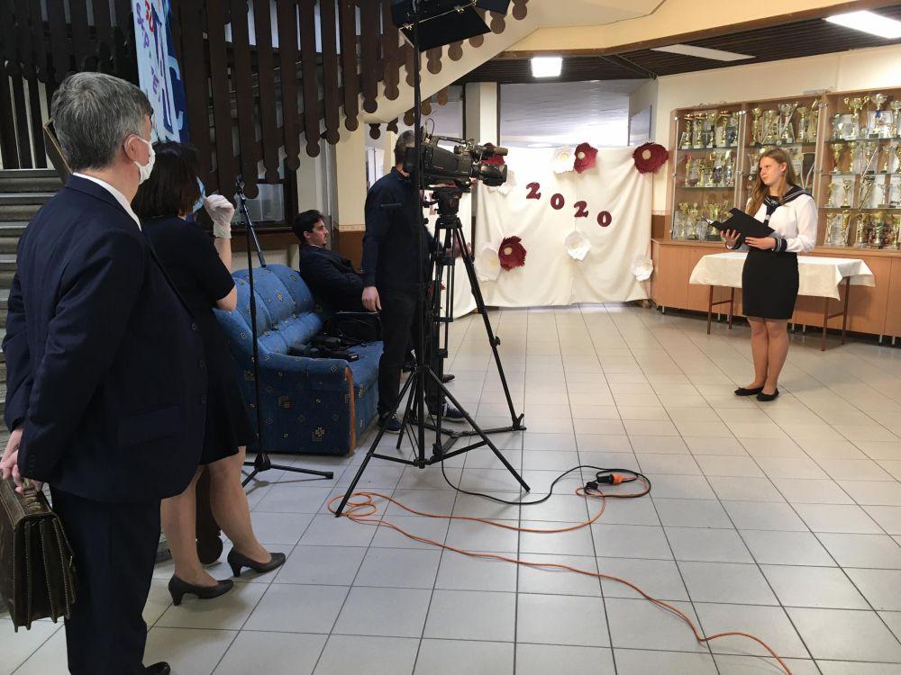 Dékáni 2020 - ballagási műsor a Halas Televízióban