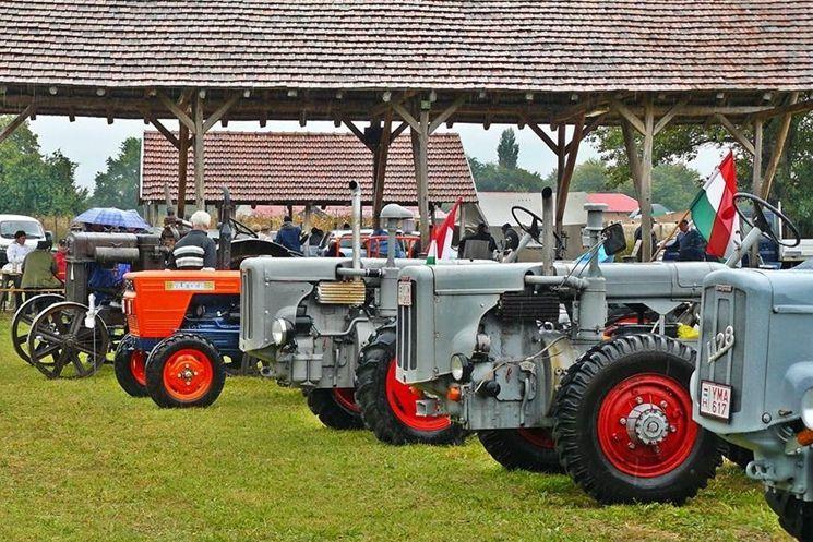 X. Kiskunhalasi Veterán Traktorok, Motorok Találkozója