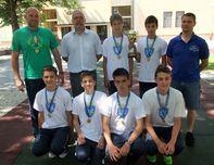 Remek versenyeredményekkel zárták a tanévet a sziládys diákok