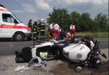 Motoros-baleset: még nyomoznak
