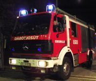 Tűzoltógyakorlat a MOL-telepen