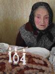Zsófi néni 104 éve