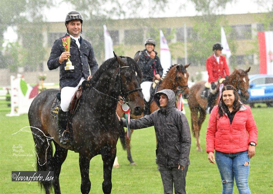 Szuhai Gyula a lovasnapok keddi főhőse (galéria)