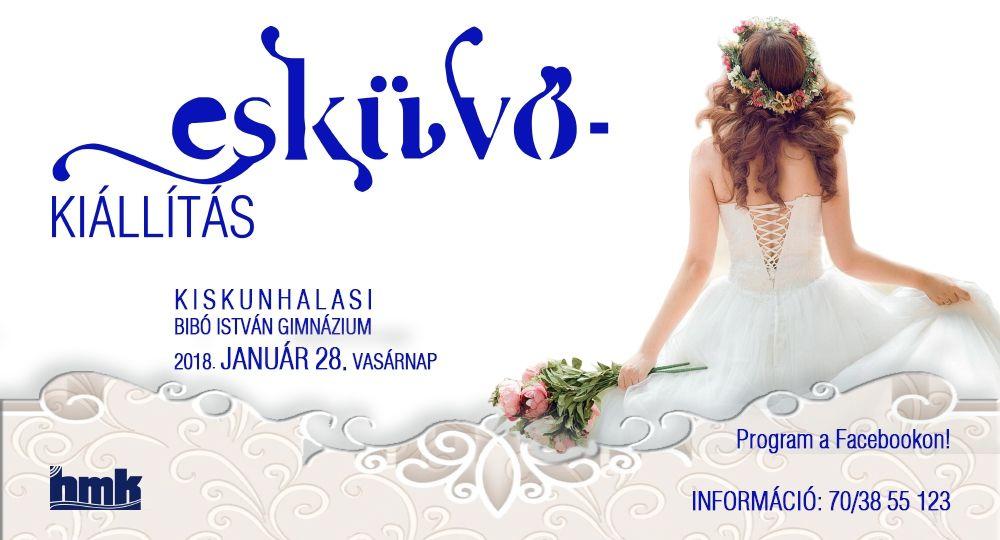 Esküvőkiállítás 2018