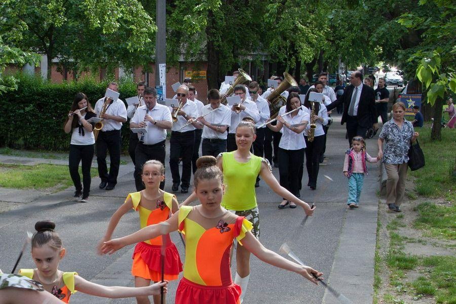 Programváltozás: bezár a Borudvar és a Bibó-gimnáziumban lesz a fúvóskoncert